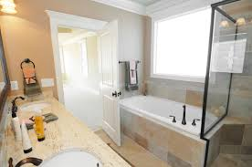 Affordable Bathroom Ideas Excellent Luxurious Master Bathroom Designs With Round Bathtub