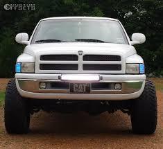 Dodge Ram Custom - 1999 dodge ram 1500 moto metal mo962 custom suspension lift 3in