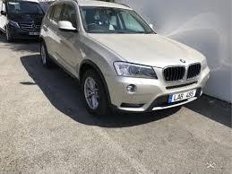 Bmw X3 Disel Bmw X3 2010 Suv 1 9l Diesel Automatic For Sale Limassol