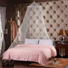 Curtains For Canopy Bed Frame Honana Mosquito Stopping Bed Canopy Netting Curtain Dome Us 8 99