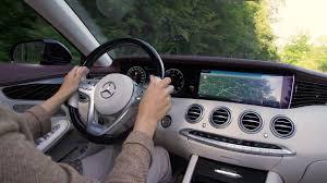 2018 mercedes benz s class cabriolet driving exterior