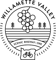 Boring Oregon Map by Willamette Valley Scenic Bikeway Travel Oregon