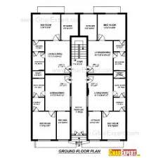 house plan for 36 feet by 75 feet plot plot size 300 square yards