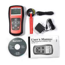 tpms diagnostic and service tool maxitpms ts401