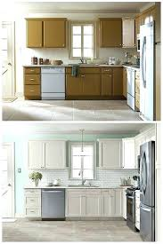 kitchen cabinet refacing cost per foot cabinet refacing cost per linear foot refaced cabinet refacing cost