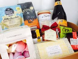 Ice Cream Gift Basket All Things Sweet Luxury Dairy Ice Cream 100 Arabica Coffee