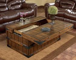rustic coffee table storage home design and decorating ideas for rustic storage coffee table decorations rustic