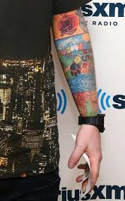 ed sheeran u0027s huge tattoo collection revealed including a heinz