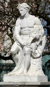 dionysus greek god statue dionysus or bacchus the greek god of revelry and wine