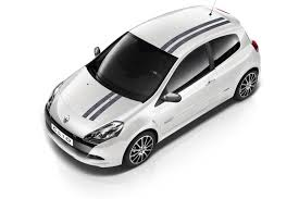 renault white renault rolls out 1000th clio gordini rs