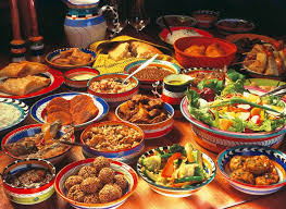 thanksgiving traditional southern thanksgiving dinner menu food