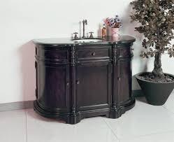 48 Inch Bathroom Vanities by W5435 11 48 Bathroom Vanities Dark Brown Finish