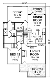 600 Sf House Plans House Plan Chp 47941 At Coolhouseplans Com This Ticks All The