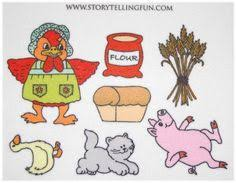 the hen felt story set hen flannel boards and hens
