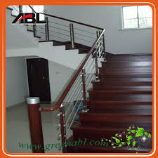 stainless steel stair railing design view stainless steel stair
