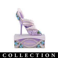 just the right shoe charming shoe figurine miniature shoe
