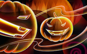 live halloween wallpapers for desktop neon orange wallpaper the wallpaper
