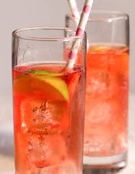 vodka tonic recipe strawberry vodka and tonic jill silverman hough