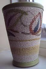 Denby Vase Pottery Langley Mill Pottery Ebay