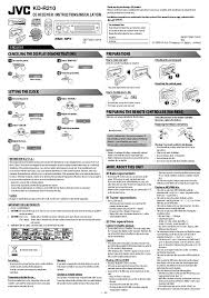 jvc kd r610 wiring diagram wiring diagram and schematic design