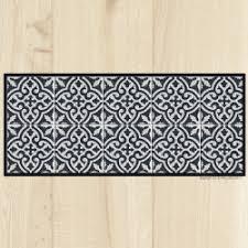 tapis de cuisine grande taille paillasson sur mesure intérieur et extérieur côté paillasson
