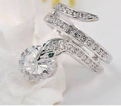 Harry Potter Wedding Rings by Slytherin Engagement Ring Engagement Ring Usa