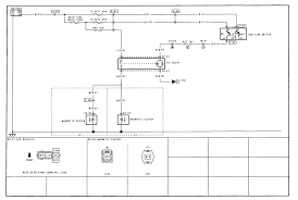 mazda wiring diagrams draw flow charts