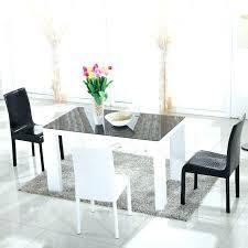 table de cuisine chez but table de cuisine blanche table blanche cuisine fabulous table et