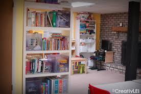 our homeschool room creativlei