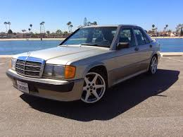 daily turismo 10k seller submission 1986 mercedes benz w201