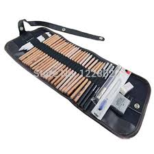authentic drawing pencil set sketch set drawing charcoal pencil