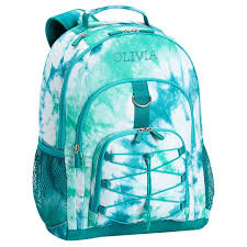 gear up pool tie dye backpack pbteen