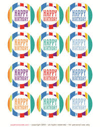 freebie friday 15 free birthday party printables