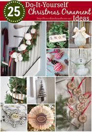 25 diy christmas ornament ideas love of family u0026 home