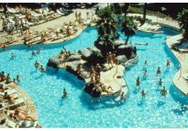 199 las vegas 4 days tropicana hotel thanksgiving