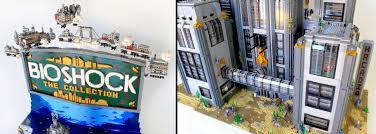 rebuilding bioshock brick by brick