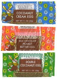 zitner s butter eggs the candy wrapper museum
