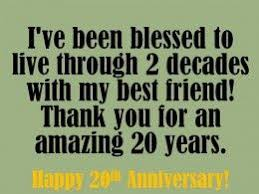 20 yr anniversary best 25 anniversary wishes quotes ideas on happy