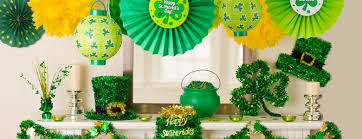 s day party decorations sham rock your st s day party the ocm