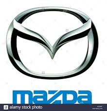 miata logo mazda automobile logo stock photo royalty free image 57176420