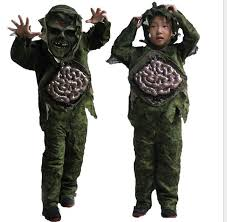Scary Halloween Costumes For Kids Compare Prices On Zomby Costumes For Kids Online Shopping Buy Low