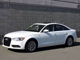 audi supercharged a6 used 2012 audi a6 3 0t premium at auto house usa saugus