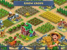 download game farm village mod apk revdl township 5 7 0 apk mod money data android