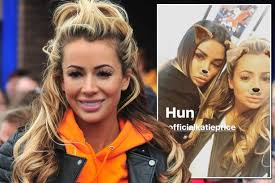 Hit The Floor Olivia - olivia attwood u0027s awkward encounter with katie price after newly