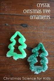 tree ornaments go science
