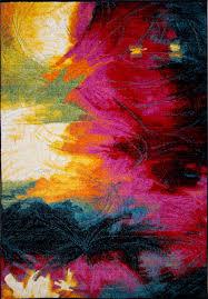 home dynamix area rugs splash rug 10708 999 multi splash rugs