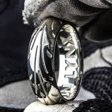 tin lynx chicken strips here this tire will last speed perfection get your customized motorcycle tire ring today jewelry