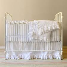 All White Crib Bedding White Crib Bumper Set 12 Photos Baby Crib