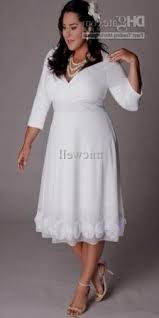 plus size wedding dresses with sleeves tea length plus size wedding dress with sleeves tea length 2016 2017 b2b