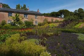 the walled kitchen garden at trengwainton garden history and